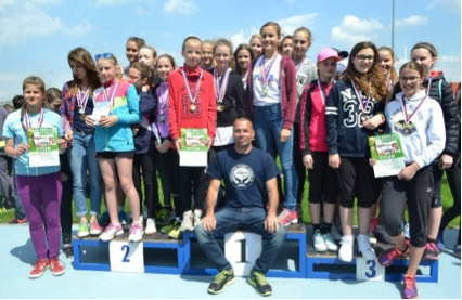 "3S.cz supported the athletic competition of children of Brno's elementary schools ""The Radio Cup"""